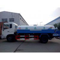 东风天锦国五10吨喷洒车哪里有卖