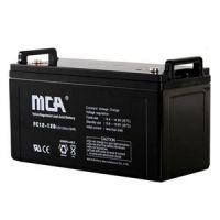 MCA蓄电池型号FC12-120安丘市授权销售