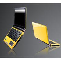 工厂低价出售铝合金全金属刀锋四核14.1寸苹果笔记本电脑 酷睿 i3 2G 64G背光键盘