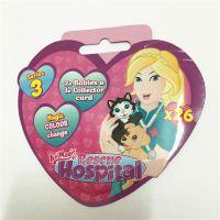 东莞厂家专业定做儿童玩具包装袋 镀铝玩具包装袋 彩印 纯铝