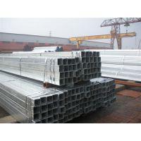 镀锌方管多少钱一吨Q235镀锌方管