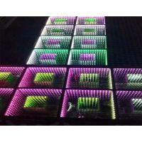 邑琅光电 3D深渊 地板 魔幻 舞台灯光 钢化玻璃 地砖灯led