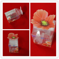 专业生产质优价廉 PET胶盒 PVC折盒 PP透明盒 文具用品包装盒