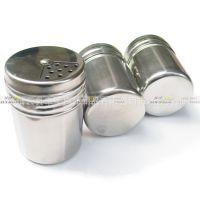 不锈钢调料罐烧烤调料盒调味罐调料瓶调味瓶四档旋转