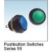 一级代理 美国ITW Switches 开关 Series 59系列 防水按钮开关