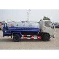 荆州地区10吨洒水绿化喷洒发改委认证国四标准道路养护浇水花水车报价