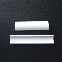 白色纯色 阴角线 阳角线 瓷砖 游泳池转角 修边条 弧线陶瓷