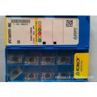 供应韩国进口克劳伊铝用铣刀片 APKT1604PDER-MA3 H01
