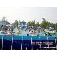 大型充气水池支架水池综合性水上乐园投资项目