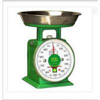 厂家直供1kg系列弹簧度盘秤 不锈钢圆盘小台秤批发