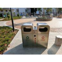 方贸园林设施提供大量垃圾桶图片,不锈钢垃圾桶厂家直销