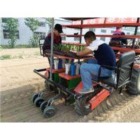 玉米苗移栽机,栽植机,栽苗机,可高产高效率,漏苗率低,田耐尔玉米秧苗移栽机
