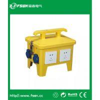ZJ/FSen富森定做工业电箱、塑料箱、透明防水箱、内外门防水插座箱电箱