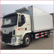 鲤城区30吨冷藏运输车经销商价格