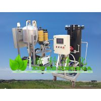 新乡聚结分离油机HCP100A380-50-KC滤油机进口加油小车