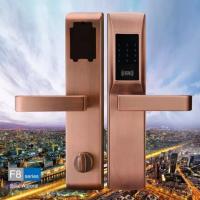 河南全新门业高品质指纹密码锁具批发诚招代理商