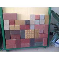 彩砖,荷兰砖,广场砖,透水砖在许昌市政道路的应用