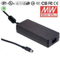 明纬桌上型GS160A12-R7B台湾明纬电源节能绿色能源三线插口适配器