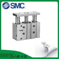 【原装进口】 SMC导杆气缸 三杆气缸 MGPM20-100 MGPL20-100