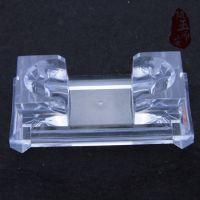镇平随玉而安批发 高档水晶手镯支架 透明亚克力玉镯专用展示架