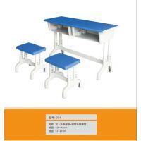 南宁奥龙美牌环保型塑钢学生单人课桌椅