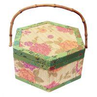 安吉竹盒 月饼包装 竹包装盒 竹子包装盒 水果包装 竹制包装