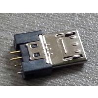 供应仁顺电子科技低价micro5pin公头——东莞micro