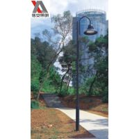 信安照明批发供应高档优质LED庭院灯、太阳能庭院灯、欧式庭院灯厂家