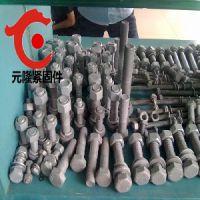 厂家提供8.8级热镀锌光伏专用螺栓-元隆紧固件