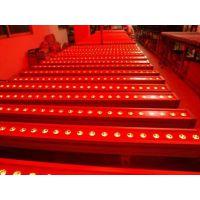 LED洗墙灯长条染色灯投光LED36颗3W 防水户外灯全彩舞台灯光