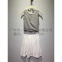 广州童仔屋母女裙品牌童装批发厂家货源