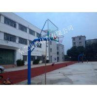 广州白云篮球场灯杆有买 康腾球场配套设施灯杆篮球架安装专家