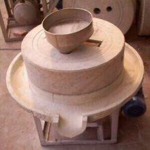 电动石磨面粉机 批发小麦石磨面粉机 富民牌