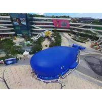 蓝色鲸鱼气模岛海洋球出租 互动型设备鲸鱼海洋球出租