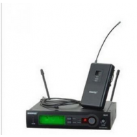 SHURE舒尔 SLX14/WL93 一拖一领夹式无线系统套装