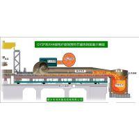 鸿河机械供应第二代10~20T半连续振动加料装置