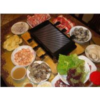 纸上烤肉烤炉|无烟纸上烧烤炉|韩式烤肉机器|纸上烤肉电烤炉