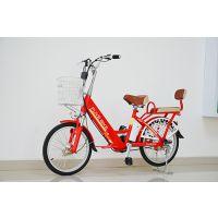飞锂/FLIVE新款电动车 锂电池自行车单车 高碳钢车架48V便捷电动助力车 特价 优远20寸