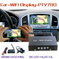 安卓无线同屏怎么连接步骤、苹果镜像、Win8.1车载影音无线传输器HDMI AV输出非EZ Cast