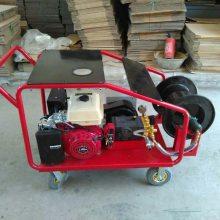 500A型高压水管道清洗机 高压水清洗机 高压水下水道疏通机