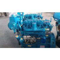 潍坊ZH4100C船用柴油机 四缸 配齿轮箱用 厂家直供