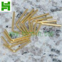 镀金PIN针,广东东莞石排群桦五金制品厂安全可靠