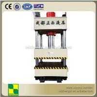 成都正西液压800T500T吨金属液压机315吨硫化机制造定做。