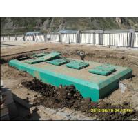 多层楼房小区生活污水处理设备达标验收产品诸城润泓环保直销厂家