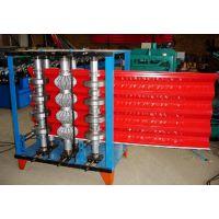 彩钢立式打拱成型压瓦机设备,860全自动彩钢机械