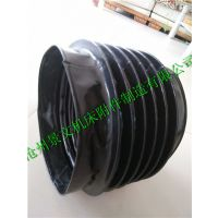 龙门铣床专用耐温防腐蚀油缸防护罩