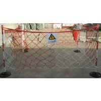 石家庄金淼电力生产 涤纶材质安全围栏网 隔离网规格