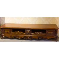 客厅家具跃嘉康欧式古典风格实木电视柜