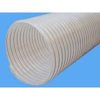 毕节增强钢丝管、聚鑫橡塑、-30透明增强钢丝管