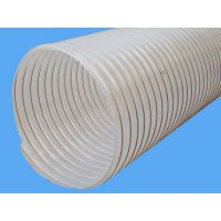 PU钢丝耐磨风管、泰州耐磨风管、聚鑫橡塑